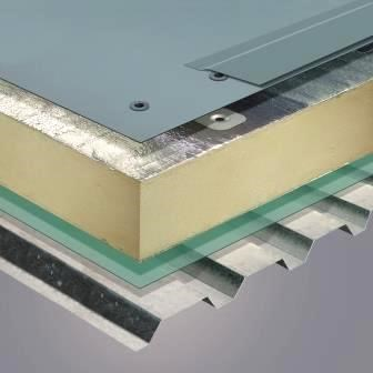Mechanically Fastened Roof System