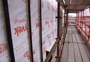 Tyvek® Firecurb Housewrap