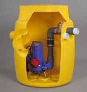 Foul V3 - Pump Station