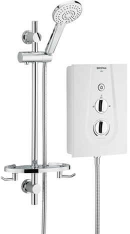 Joy Care 8.5 kW Electric Shower Lever 1000 mm Rail