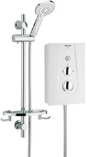 Joy Care 8.5 kW Electric Shower 650 mm Rail