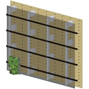 ANS Living Wall System - Helping Hand Type