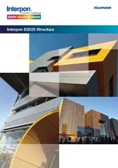 Interpon D2525 - Structura