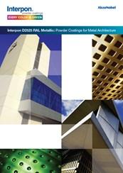 Interpon D2525 RAL - Metallic