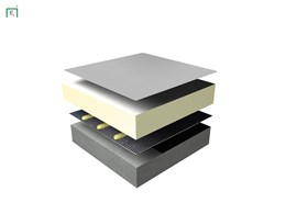Ecoflex Single Ply PVC Waterproofing System - Flat