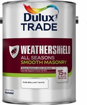 Weathershield All Seasons Masonry Paint