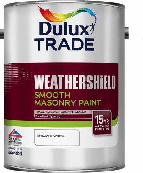 Weathershield Maximum Exposure Smooth Masonry Paint