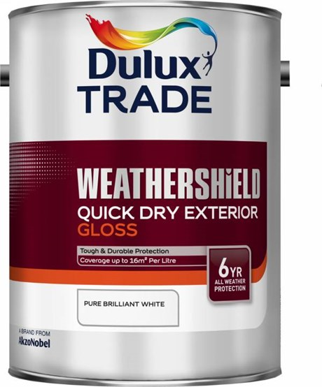 Weathershield Quick Drying Exterior Gloss