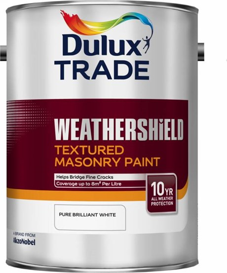 Weathershield Textured Masonry Paint
