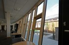 Hybrid Series 3 Composite Curtain Wall System