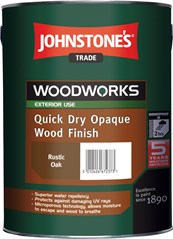 Quick Dry Opaque Wood Finish