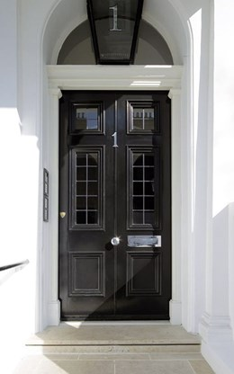 Kensington And Chelsea Entrance Doorset - ED33P