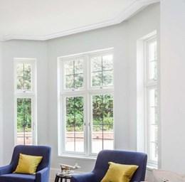 Kensington And Chelsea Flush Casement Window - C21-L