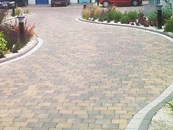 Hydropave Tegula Duo - Paving blocks