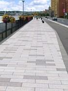 Manhattan - Paving blocks