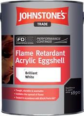 Flame Retardant Acrylic Eggshell