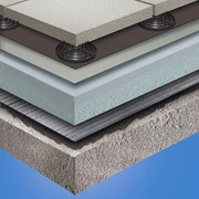 Sika-Trocal® SGmA Ballasted Roof System - S-Vap 500E