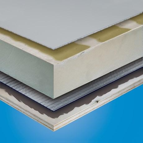 Sika-Trocal® SGK Adhered Roof System - S-Vap 5000E SA