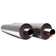 Kaiflex Protect Alu-NET Tube Covering on Kaiflex ST