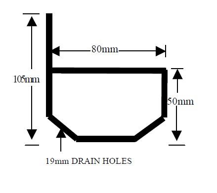 Aqua Channel - Drainage conduit