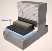 Newton 520 M4 - Waterproofing membrane