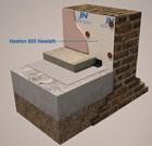 Newton 805 Newlath M9 - Damp-proof membrane
