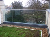 Spectrum Structural Glass System: Structural Glass System 15 mm