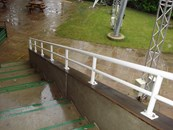 General Spectrum Balustrade System: Rail Infill 32 mm