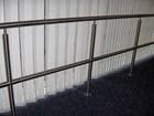 General Spectrum Balustrade System: Rail Infill 50 mm