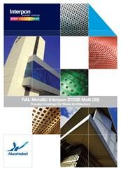 Powder Coating -Interpon D1036 RAL - Metallic