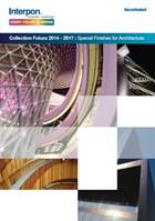 Powder Coating -Interpon D2525 Collection Futura - Sablé