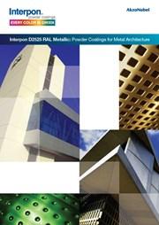 Powder Coating -Interpon D2525 RAL - Metallic