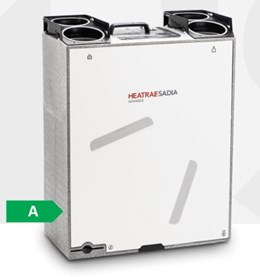 Advance and Advance Plus Mechanical Ventilation and Heat Recovery Unit