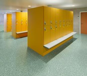 Polysafe Mosaic PUR Safety Flooring