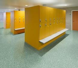 Polysafe Mosaic PURSafety Flooring