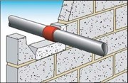 ROCKWOOL® FIREPRO Intumescent Pipe Wraps