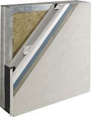Outsulation® Rail High Impact EPS Grooved