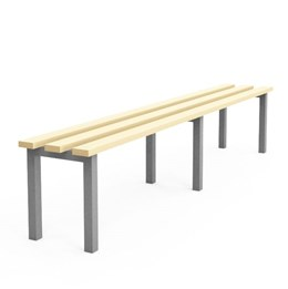 Cloakroom/Changing Room Bench - N1