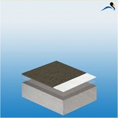 KEMPEROL® 2K-PUR Liquid Applied Solvent-Free and Odourless Waterproofing - Cold Roof System