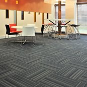 Tessera Barcode Carpet Tile