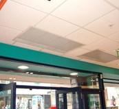 Air Curtains (Recessed) - DAB High Power