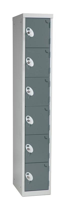 Classic Range Locker - Six Tier