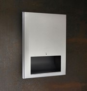 Modric Recessed Hand Dryer Panel - SS2470