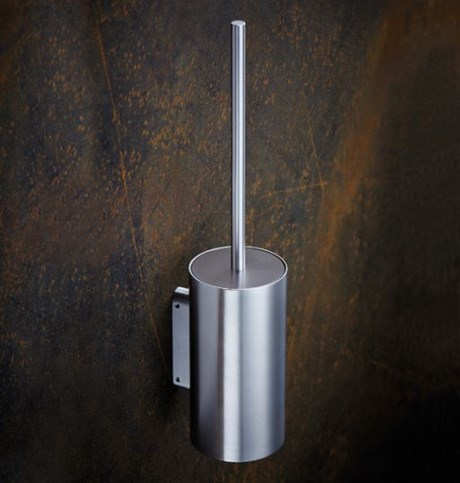 Modric Wall Mounted Toilet Brush Holder - SS2445