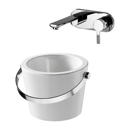 Amusa 30 cm Vessel Washbasin