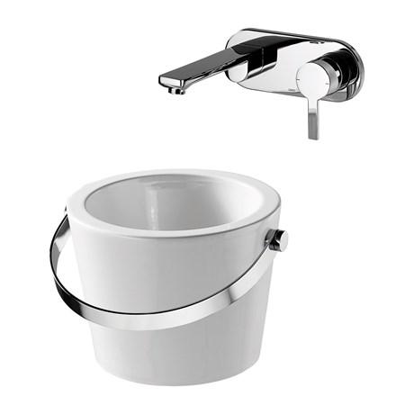 Amusa 30 cm Vessel Washbasin