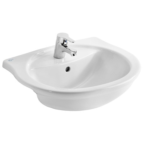 Alto 55 cm Semi-Countertop Washbasin