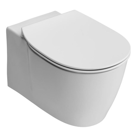 Santorini Wall Mounted WC Suitewith Aquablade technology