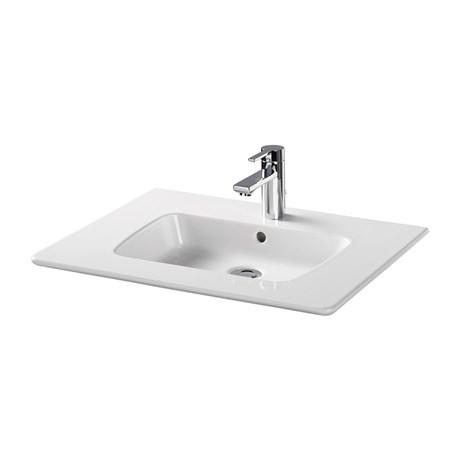 Simeto Due 64 cm Vanity Washbasin