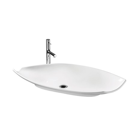 Stilaro 109 cm Vessel Washbasin